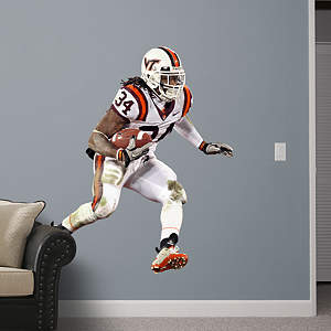 Ryan Williams Virginia Tech Fathead Wall Decal